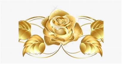 Rose Flowers Clipart Yellow Flower Transparent Cartoon
