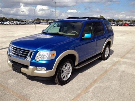 ford explorer eddie bauer   start  quick