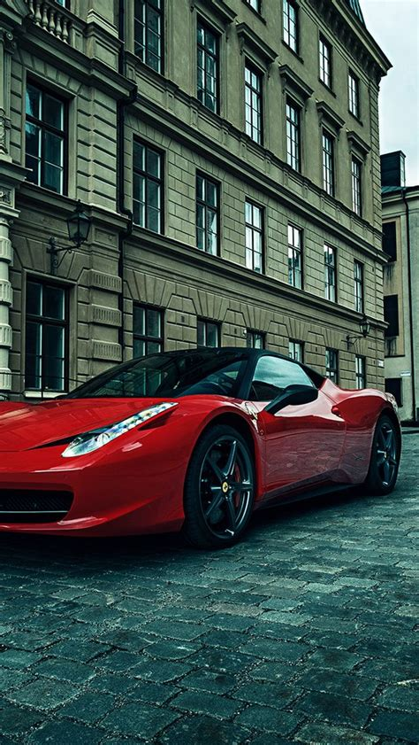 Download ferrari logo red wallpaper for android or iphone. ferrari logo image background for iphone 5 ferrari logo image | フェラーリ 458, 車の壁紙, フェラーリ