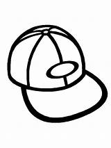 Hat Coloring Pages Sun Sunhat Sport Coloringsun Template Hats sketch template