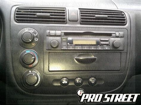 How Honda Civic Stereo Wiring Diagram Pro Street