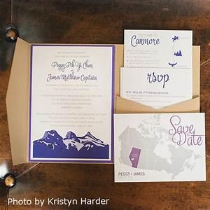 invitations wedding invitations calgary canmore and banff With wedding invitation cards edmonton