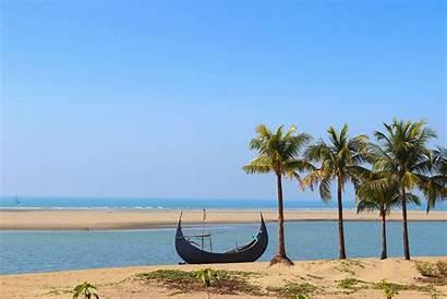 Cox Bazar Beach Bangladesh Inani Sea Tour