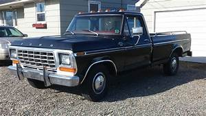 Purchasing - 1975 F100  2wd  302  3 On The Tree