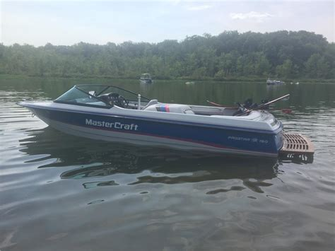 Mastercraft Boats Ohio by 1993 Mastercraft Prostar 190 For Sale In Bowling Green Ohio