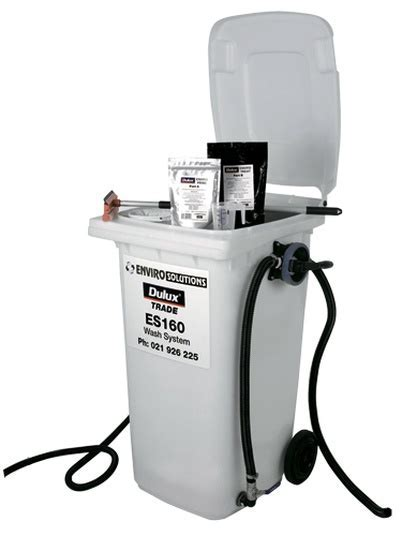EnviroWash portable wastewater treatment system by Dulux