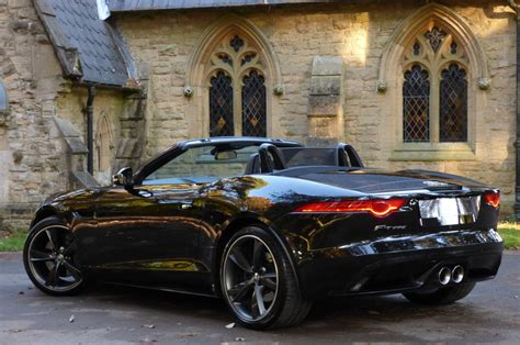 Jaguar F Type 3.0 V6 S/c Convertible 340 Bhp