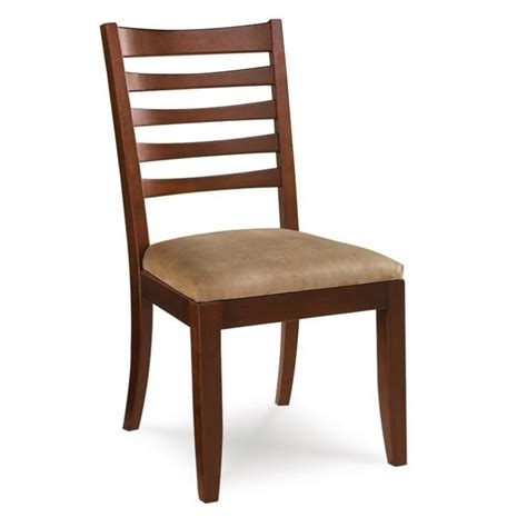 american drew tribecca dining chair in root