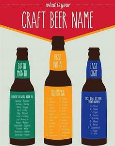 What's your craft beer name? | Beer Culture | Pinterest ...