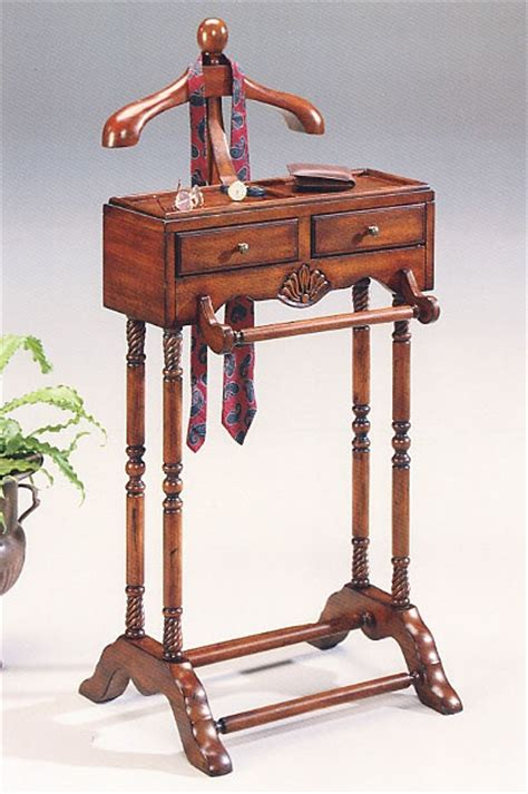 mens chair valet stand butler cherry mens clothes valet furniture stand with