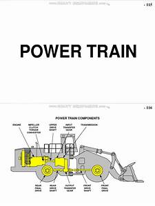 Course Caterpillar 992g Wheel Loader Power Train