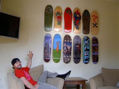 skateboard deck wall mount sk8ology single display bagged hang your skate deck rack