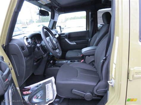 interior jeep rubicon 2013 jeep wrangler unlimited rubicon 4x4 interior photo