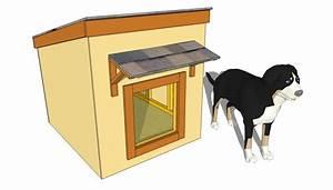 Easy Dog House Plans Ancient Pathways Survival School LLC
