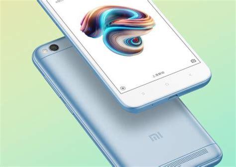 """Xiaomi Hadirkan Varian Warna Baru """"Lake Blue"""" Untuk Redmi 5A"""