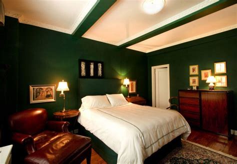 Green Walls In Bedroom by 10 Beautiful Master Bedrooms With Green Walls