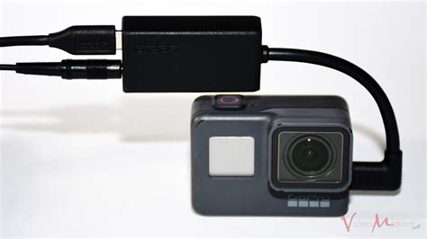Videocamera Ingresso Microfono by Videomakers Net Gopro Adattatore Microfono 3