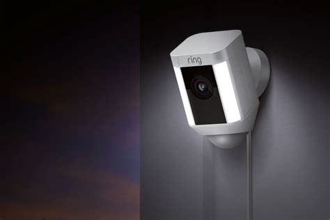 spotlight cam  rings latest outdoor security camera