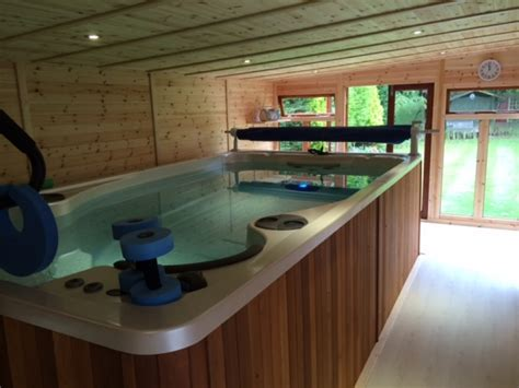 having a hot tub indoors summer house hot tub room bakers timber buildings