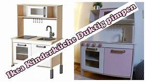 Kinder Küche Ikea : ikea kinderk che duktig pimpen rosa m dchen traum youtube ~ Markanthonyermac.com Haus und Dekorationen