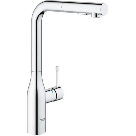 Bec Robinet Evier by Robinet Evier Avec Bec Douchette Taille L Grohe Essence