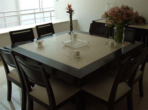 mesa de comedor  cubierta de marmol dmarmol