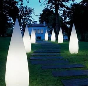 Leuchten Für Den Garten : lichtinstallation im garten romantische angenehme abende da genie en ~ Sanjose-hotels-ca.com Haus und Dekorationen