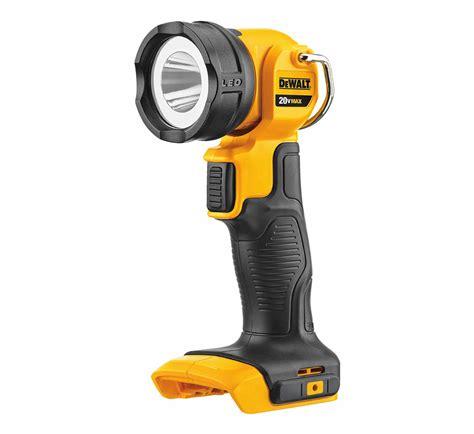 dewalt dcl040 20v cordless led work light at toolpan com