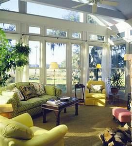 Mobilier De Veranda : salon de jardin pour embellir une v randa vitr e design feria ~ Teatrodelosmanantiales.com Idées de Décoration