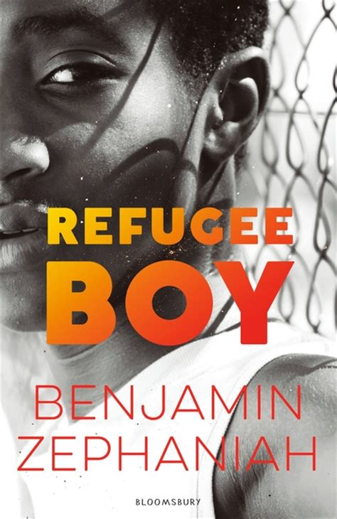 refugee boy benjamin zephaniah bloomsbury childrens books