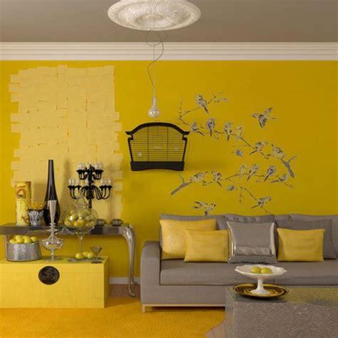yellow and grey room decor yellow gray living room design ideas