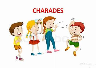 Charades Games Upvote Topics Discourse Markers