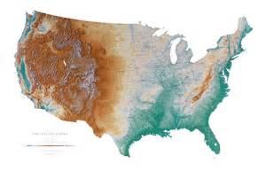 Raven Maps United States