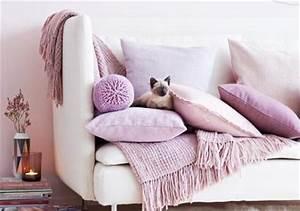 Decke Für Couch : anleitungen kissen und nackenrolle bild 3 living at home ~ Whattoseeinmadrid.com Haus und Dekorationen