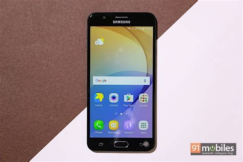 Samsung Galaxy On Nxt unboxing and first impressions: the