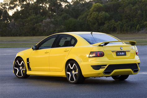 Hsv Commodore Range Gets Minor Updates And 20th