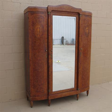 Antique Wardrobe Cabinet  Antique Furniture