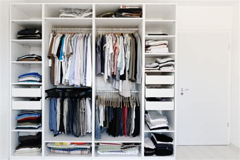 Types Of Closet Organizers