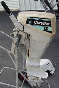 Chrysler Outboard Motor Model Numbers