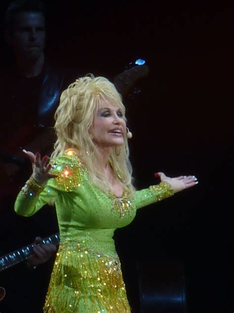 Green Dress ~ Dolly Parton American singer, songwriter ...
