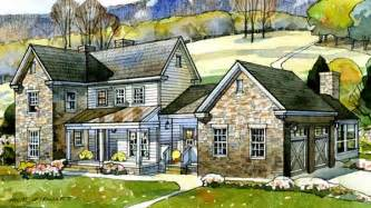 farmhouse house plan valley view farmhouse new south classics llc southern living house plans
