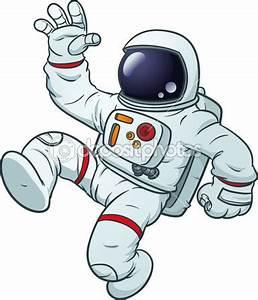 Astronaut clip art clipart image #16436