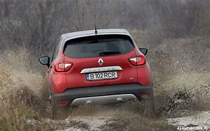 Renault Captur 4x4 : off roader de cartier test renault captur xmod 4x4 adventure ~ Gottalentnigeria.com Avis de Voitures