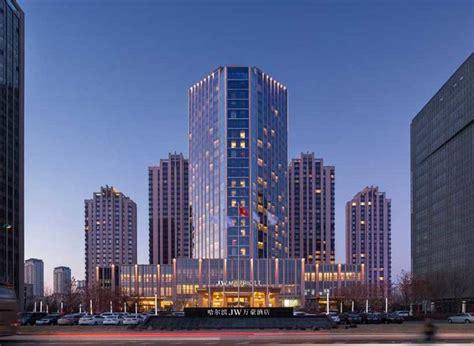 Jw Marriott Debuts In China's Winter Wonderland-modern