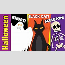 Learn Halloween Vocabulary  Kids Learning Videos  Esl For Kids  Fun Kids English Youtube