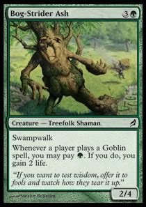Mtg Treefolk Deck 2015 by Treefolk Shaman Smite Deck Proxy Mtg Vault