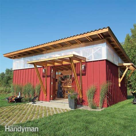red hot workshop  family handyman