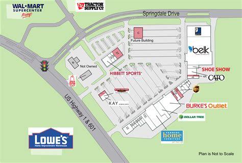 Camden Sc Springdale Plaza  Shopping Center Space