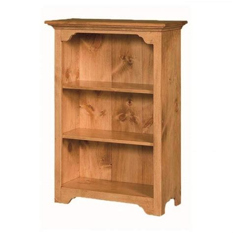 Pine Bookcases Furniture by Pine Small Bookcase Amish Pine Small Bookcase Country