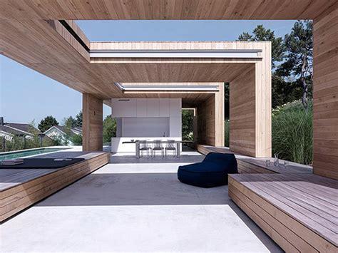 modern veranda designs contemporary concrete house with two verandas and no windows modern house designs